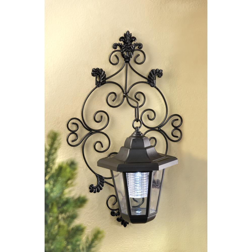 Home Locomotion Outdoor Solar Wall Lantern at Sears.com