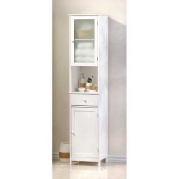 Home Locomotion Tall White Storage Cabinet at Sears.com