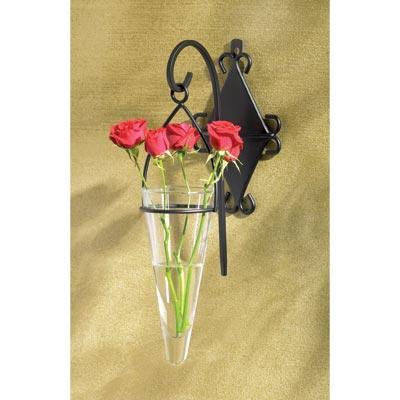Metal Hanging Pendant Vase