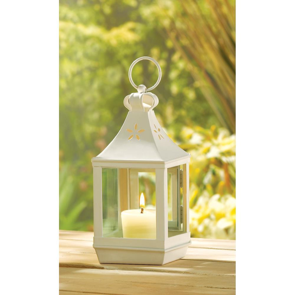 gallery of light mini cutwork garden lantern candle