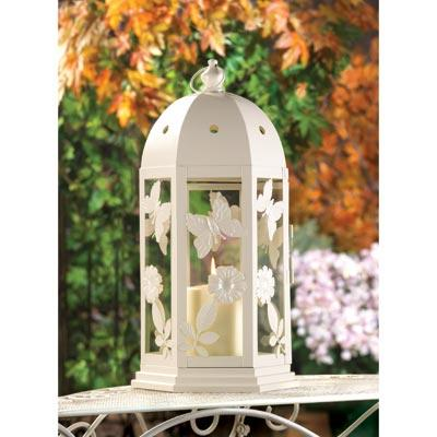 Home Locomotion Butterfly Garden Candle Lantern at Sears.com