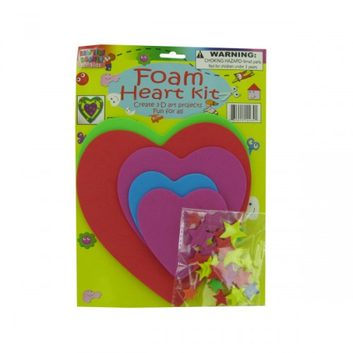 Bulk buys bulk foam shapes drop shipping to your customers for Wholesale craft supplies in bulk