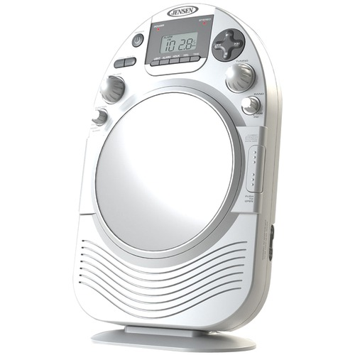Image for Jensen Am and fm Stereo Shower Radio With CD