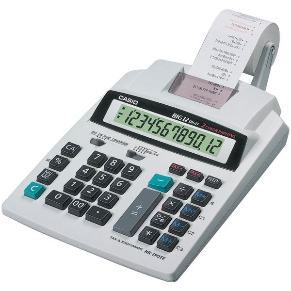 Printing Calculator Adding Machine 2 Color Cartridge
