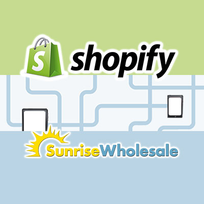 Sunrise Wholesale Dropshipping - Get your own Shopify